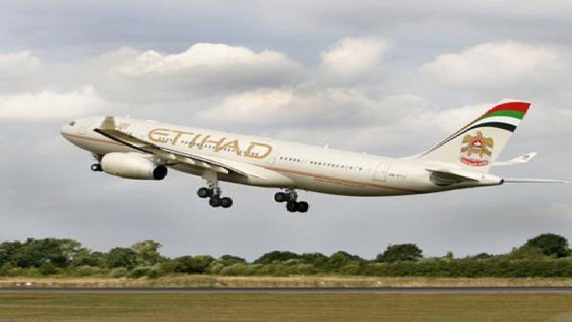 تسعى \\الاتحاد للطيران\\ زيادة حصتها السوقية في حركة الركاب
