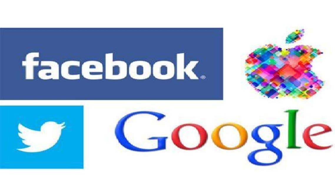 فيسبوك وجوجل وأبل وتويتر تستأثر بحصة الأسد من إيرادات الإنترنت