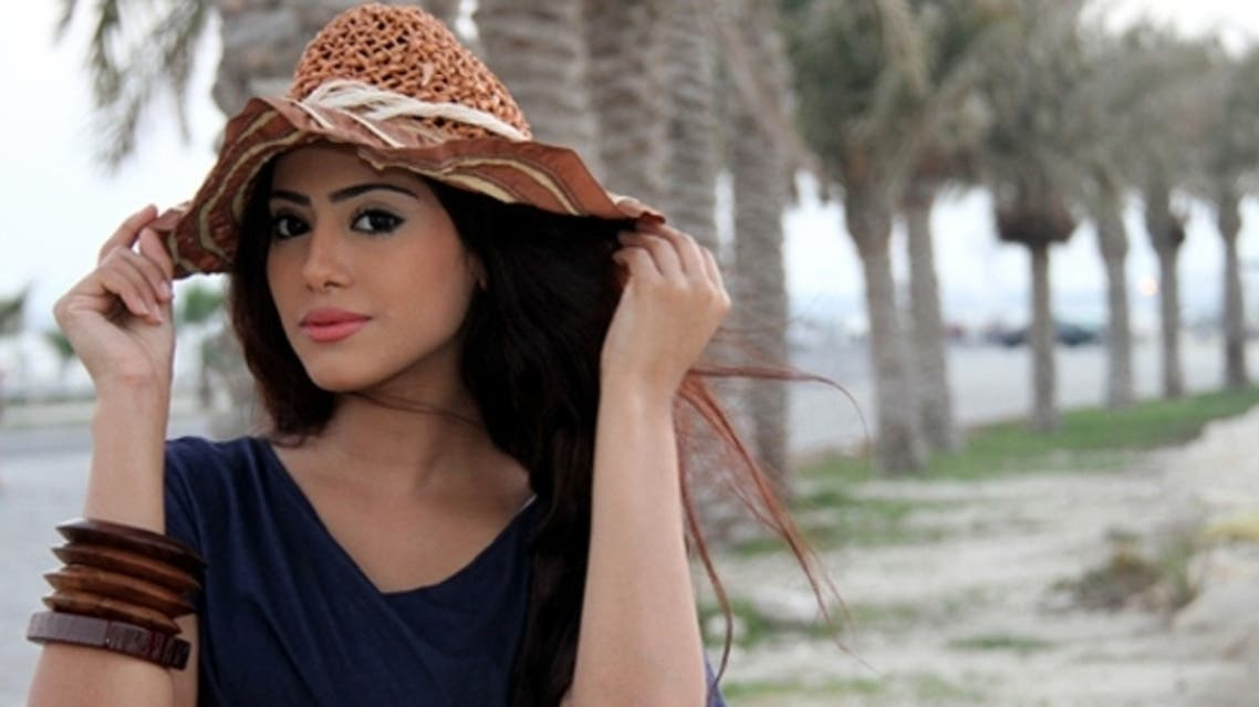 Shaila Sabt is the first Arab Gulf woman to be nominated for Miss Universe. (Photo courtesy of Elaph)