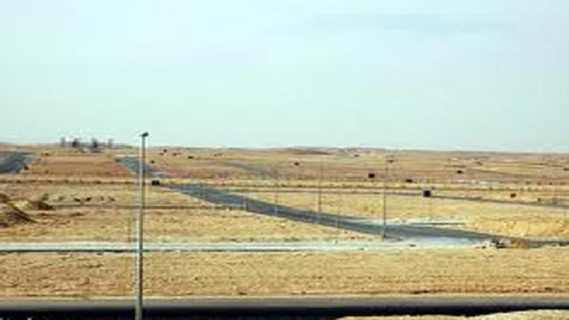 أراض بيضاء في المنطقة الشرقية بالسعودية