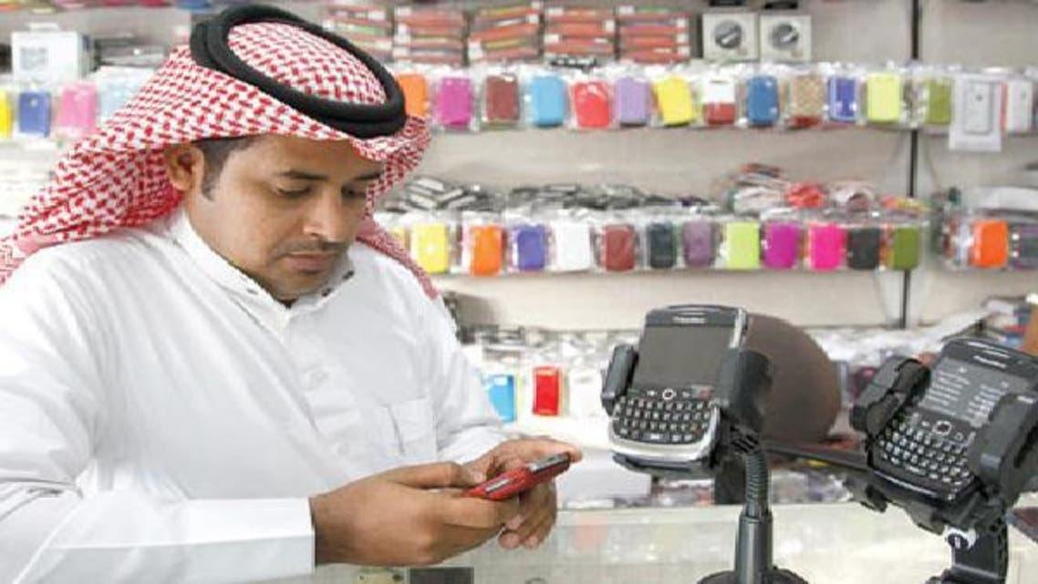 12.2 مليار دولار إيرادات شركات الاتصالات السعودية