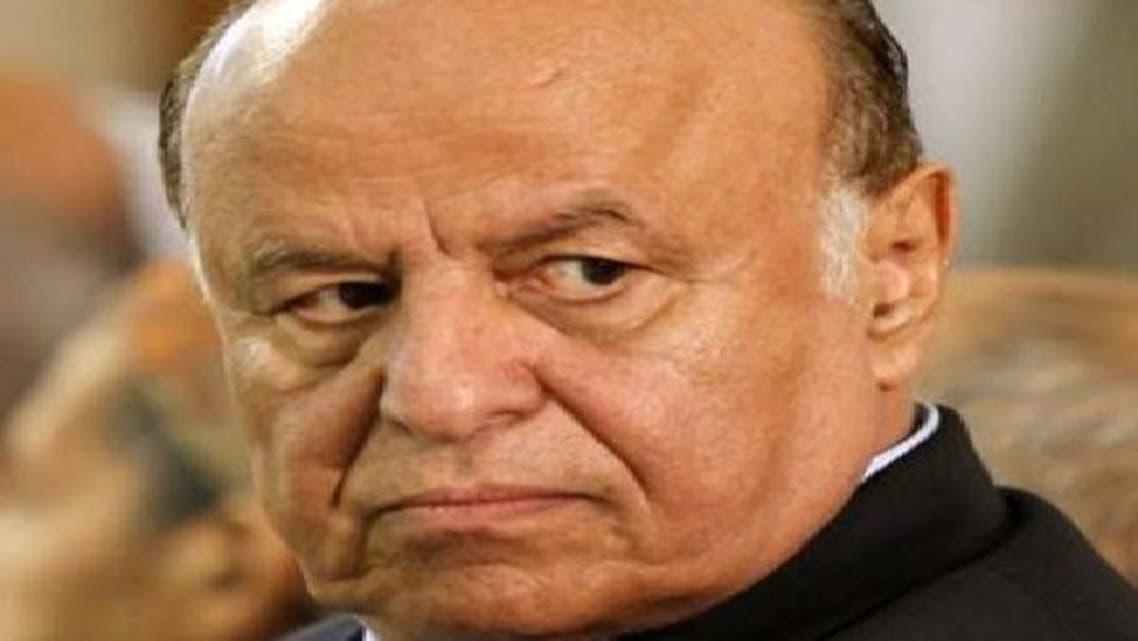 یمنی صدر عبد ربہ منصور ھادی