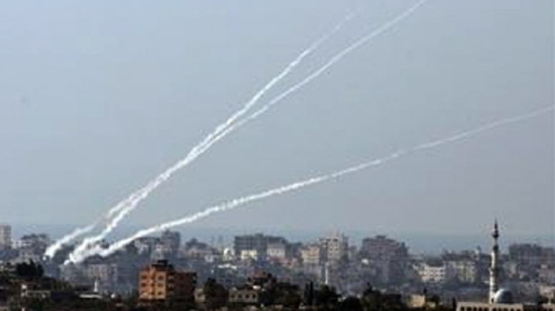 gaza rocket archive israel cross border attacks