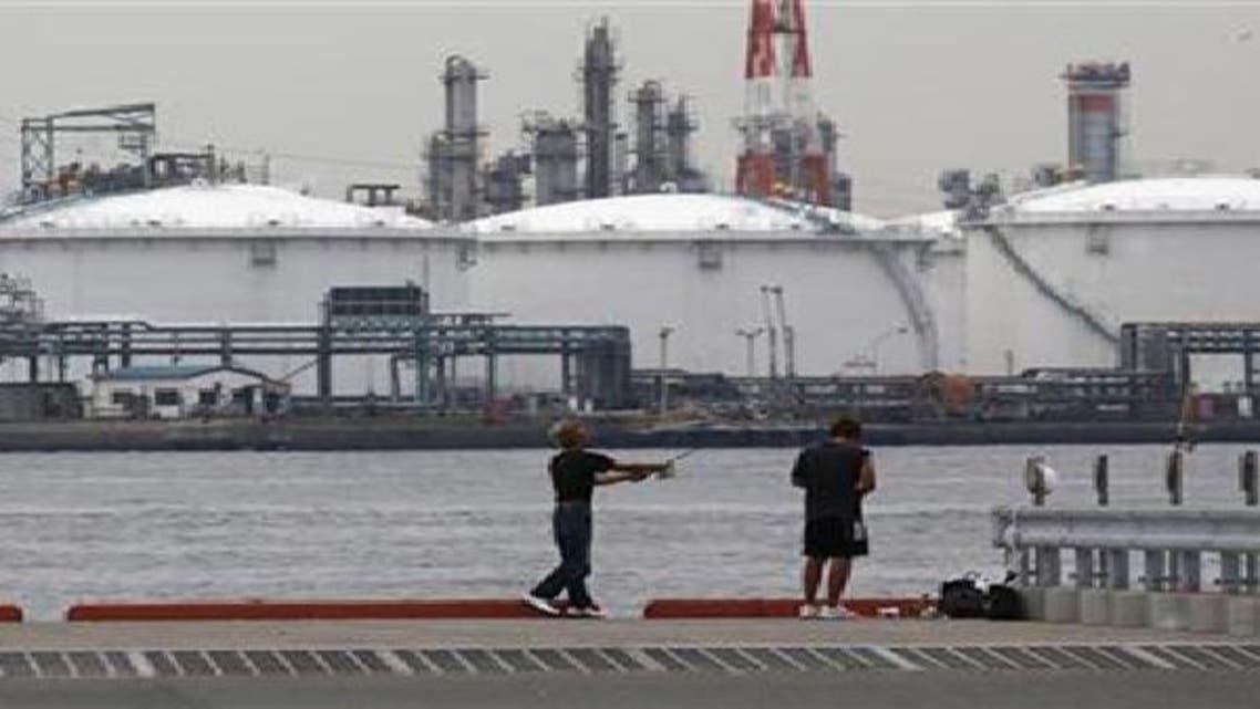 واردات اليابان من النفط الإيراني هبطت 67% في أغسطس