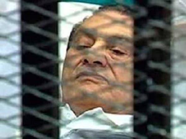 """تجديد حبس مبارك على ذمة تحقيقات """"الكسب غير المشروع"""""""