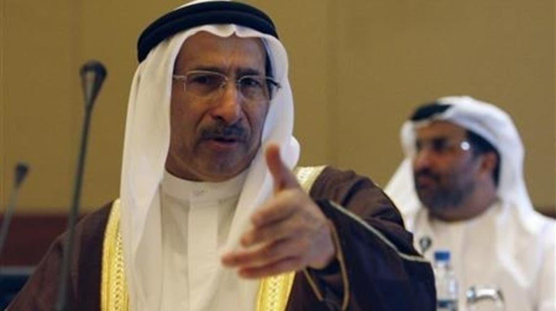 سلطان السويدي-محافظ المركزي الإماراتي