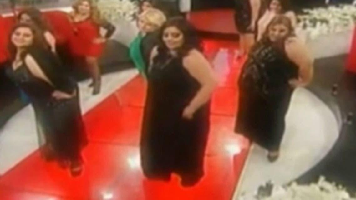 لأول مرة ملكة جمال بدينات العرب والفائزة تزن 110 كلغ