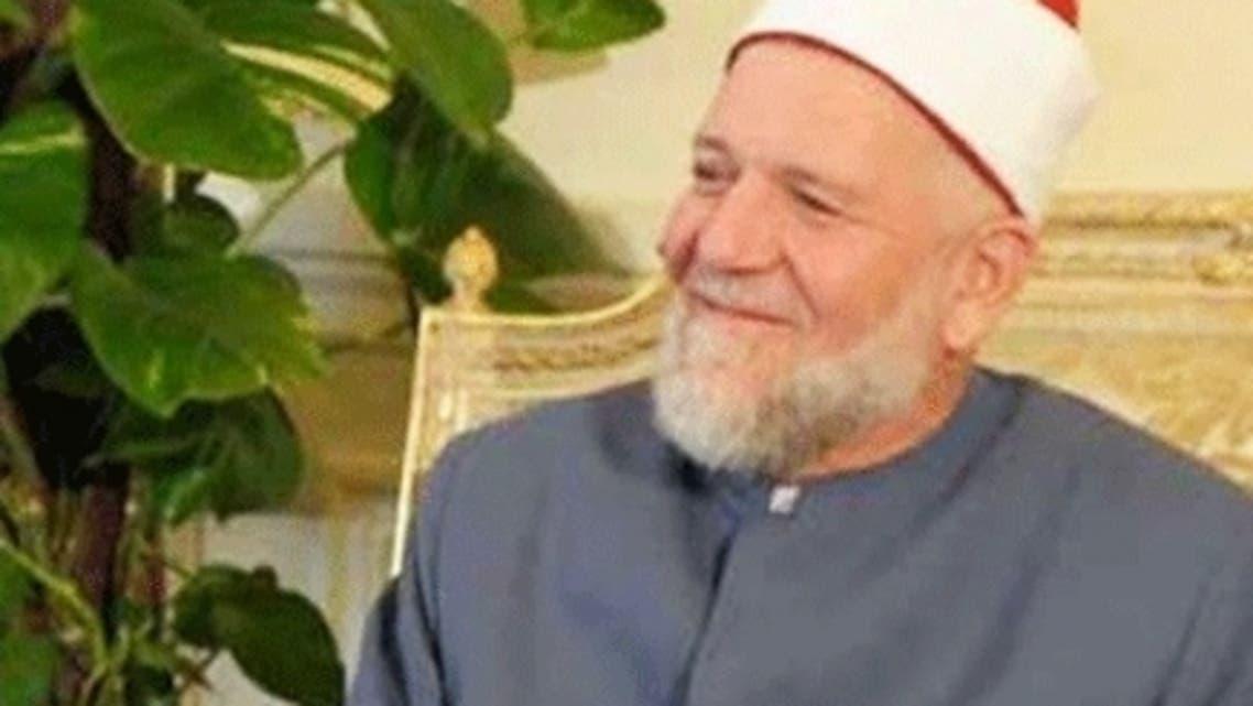 عفيفي وزير الاوقاف الاسلامية في مصر