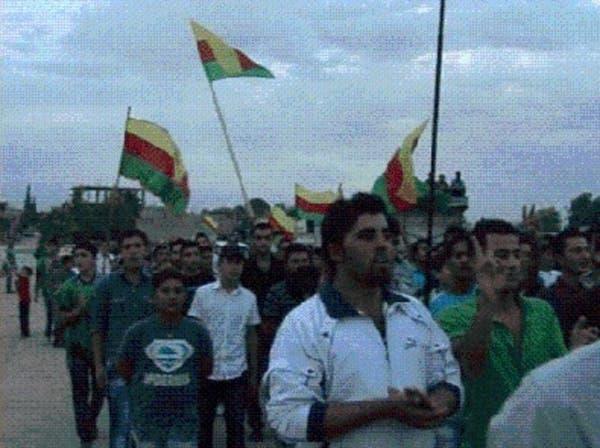 أكراد سوريا تقدموا ميدانيا وأعلنوا إدارة مدنية انتقالية