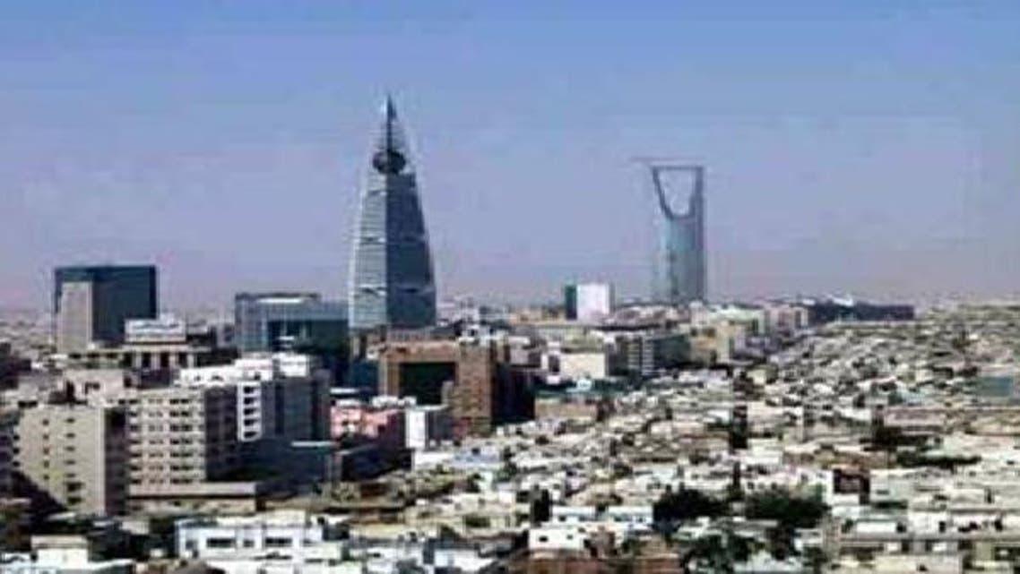 جانب من العاصمة السعودية الرياض