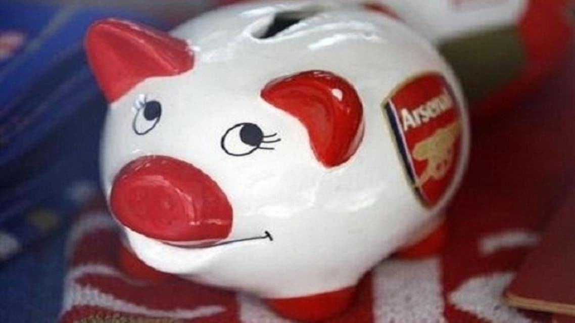 Britain's Arsenal Football Club is reported to receive a bid of 1.5 billion pounds ($2.3 billion) by a Middle Eastern consortium for full ownership. (Reuters)