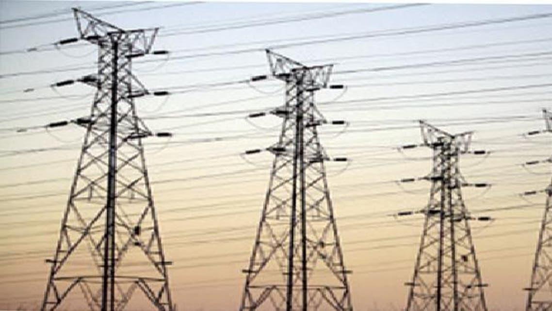 خطوط كهرباء