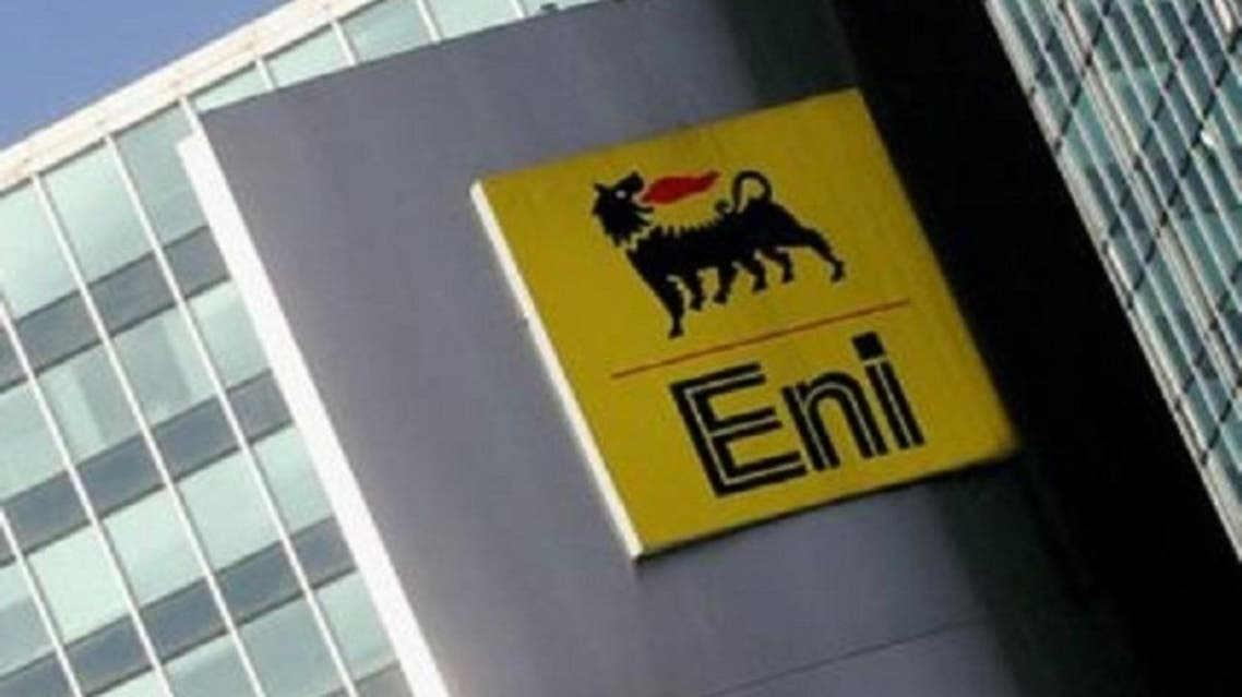 Italian oil and gas giant ENI said gas flows from the field had been halted for security reasons and said Italy's industry ministry had been alerted. (Photo courtesy: ENI)