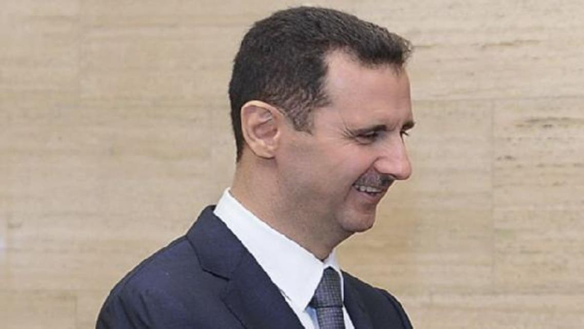 Syrian president Bashar al-Assad said that change cannot be achieved through foreign intervention. (Reuters)