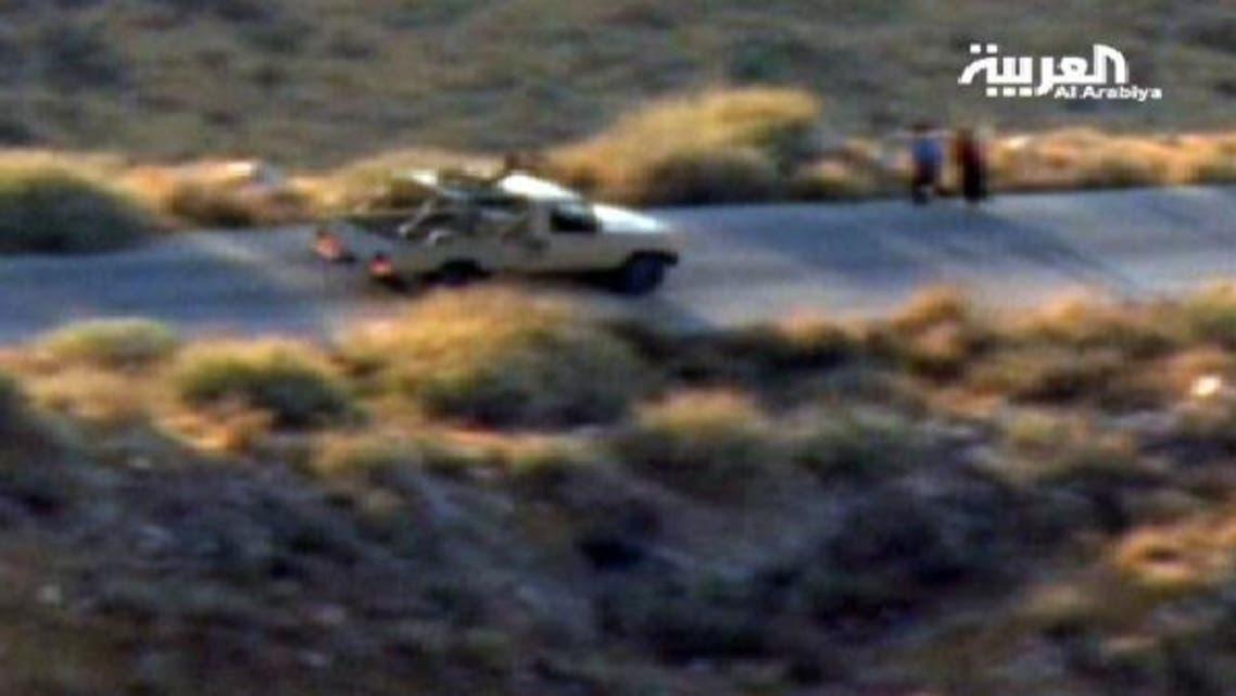 اعتقال مجموعة جهادية على الحدود السورية الأردنية