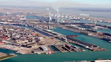"""موانئ دبي العالمية تطور محطة """"الصب السائل"""" بمصر"""
