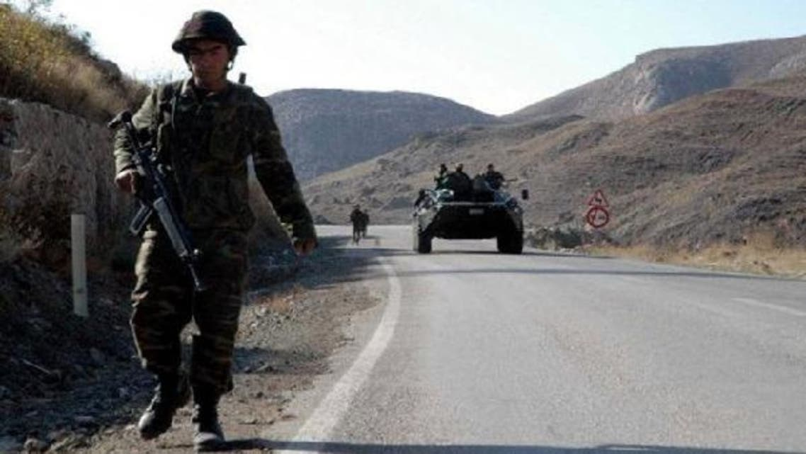 The Turkish army has staged 974 operations over the last six months to drive out the outlawed Kurdistan Workers' Party (PKK), which often stages ambushes against Turkish forces in the Kurdish-majority southeast. (Reuters)