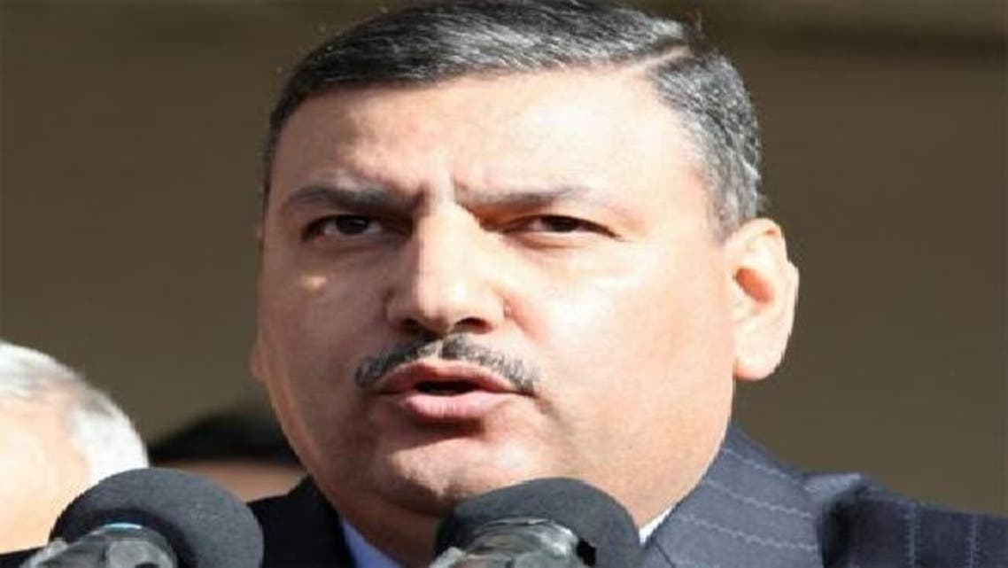 رئيس الوزراء السوري المنشق رياض حجاب