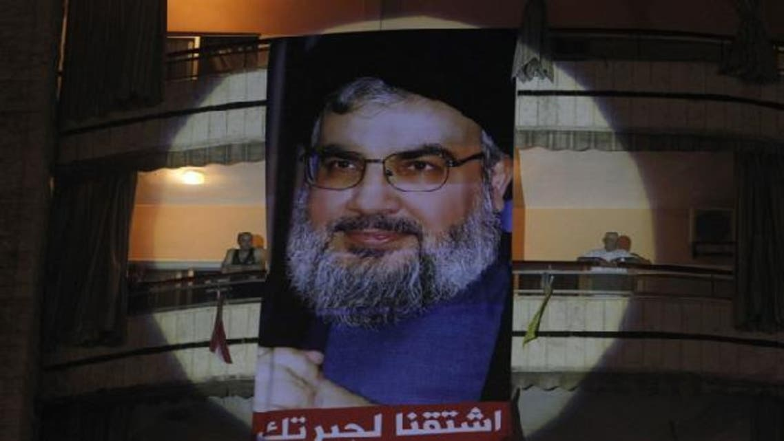 The United States imposed new sanctions on Hezbollah leader Hassan Nasrallah due to his support to the Syrian President Bashar al-Assad's regime. (Reuters)