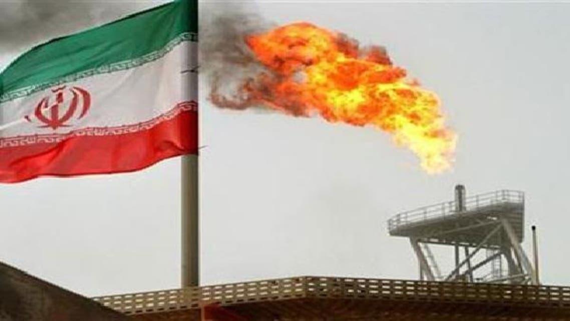صادرات النفط الإيراني تراجعت بشكل كبير نتيجة العقوبات