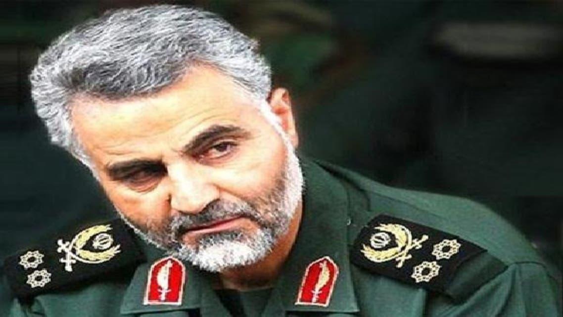 القدس پریگیڈ کے کمانڈر جنرل قاسم سلیمانی