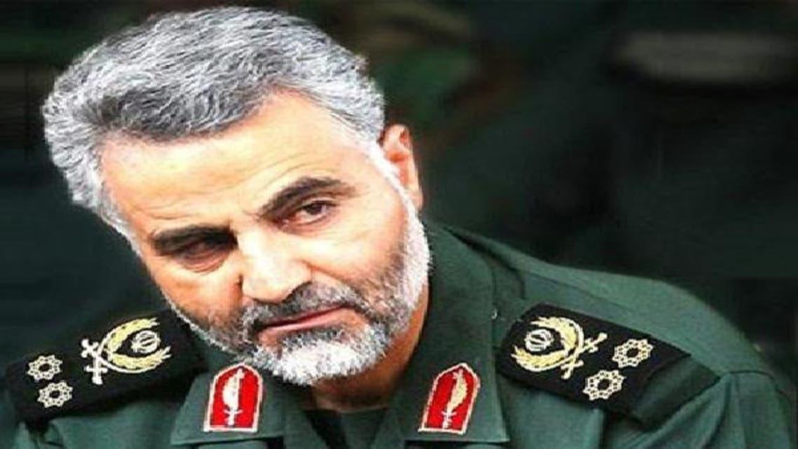 اللواء قاسم سليماني قائد فيلق القدس