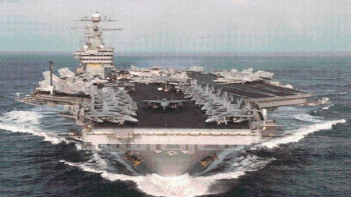 مانور دریایی 25 کشور با هدایت آمریکا در تنگه هرمز