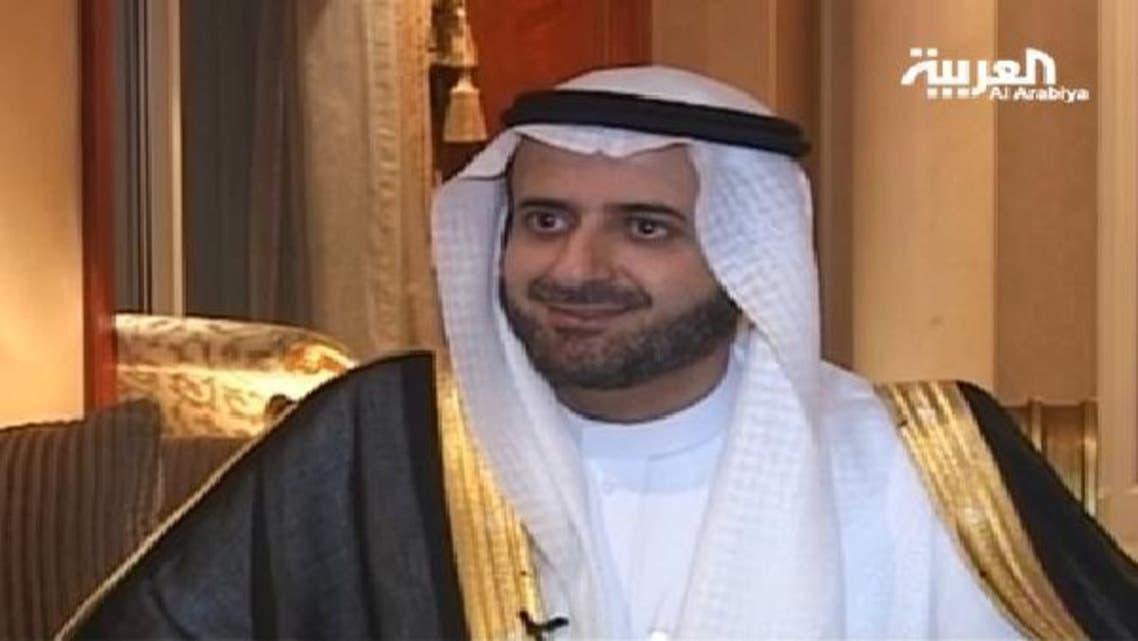 """وزير التجارة والصناعة السعودي توفيق الربيعة متحدثاً لـ\\""""العربية\\"""""""