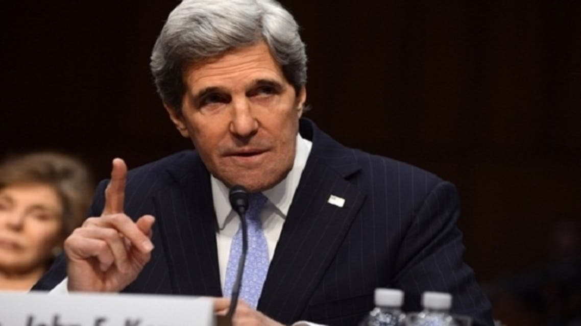 U.S. Secretary of State John Kerry is to discuss the IMF loan on his visit to Egypt. (AFP)