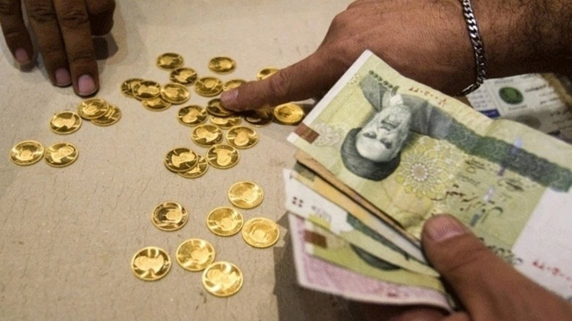 The rial traded around 32,500-33,500 to the U.S. dollar in the free market on Monday, compared to about 36,300 on Sunday. (Reuters)