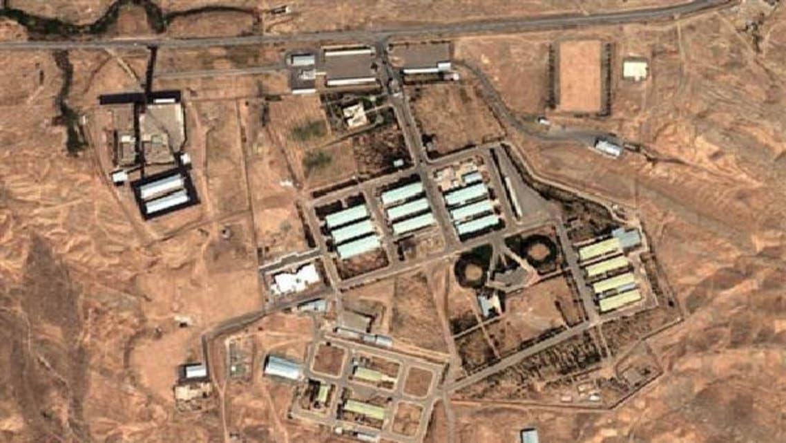 امریکا کا ایران پر پارچین میں جوہری مواد کے شواہد مٹانے کا الزام