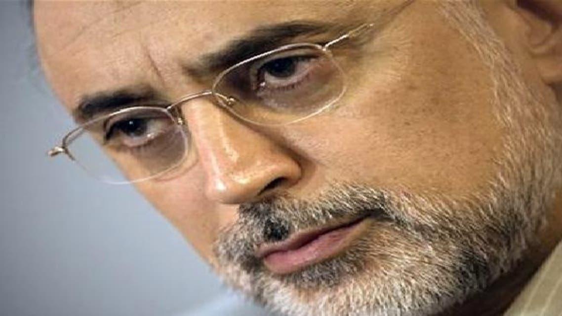 علی اکبر صالحی برای دیدار با بشار اسد وارد دمشق شد