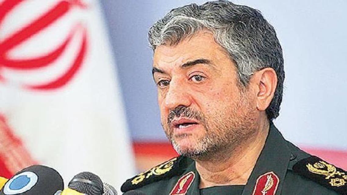 According to local media, Mohammed Ali Jafari, commander-in-chief of Iran's Revolutionary Guards, said that there are Iranian forces in Syria and Lebanon, providing non-military assistance to both countries. (Reuters)