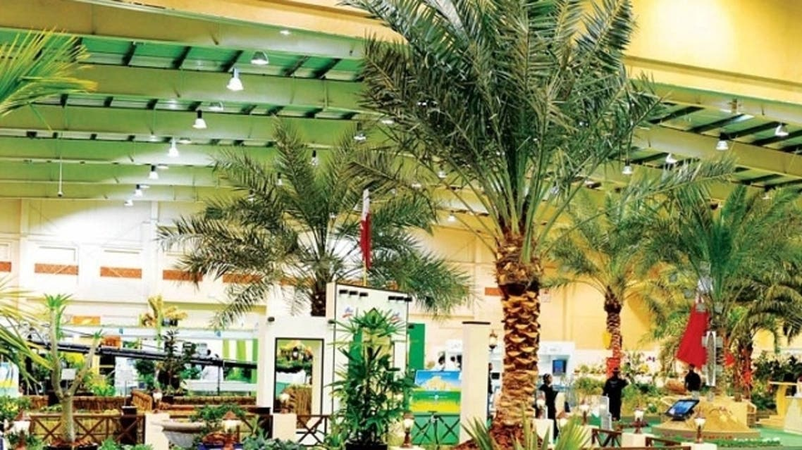 At an annual International Garden Show, Bahrain hopes to demonstrate just how much agriculture contributes to the country's. (Courtesy http://www.bigs.com.bh)