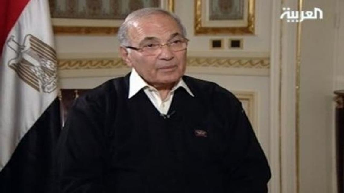 Former presidential candidate Ahmed Shafiq said Egypt's road to stability should include cancelling the current constitution, and installing a new one. (Al Arabiya)