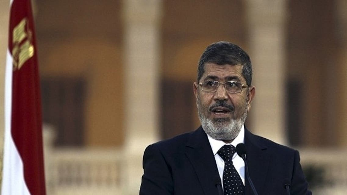 Egyptian President Mohammed Mursi said the parliamentary elections could conclude Egypt's turbulent transition to democracy. (Reuters)