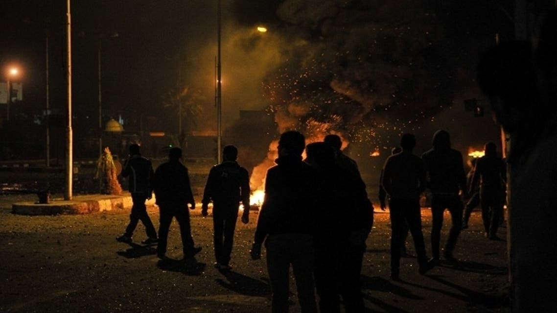 port said egypt clashes