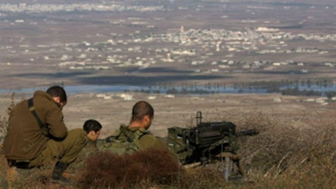 israel oil