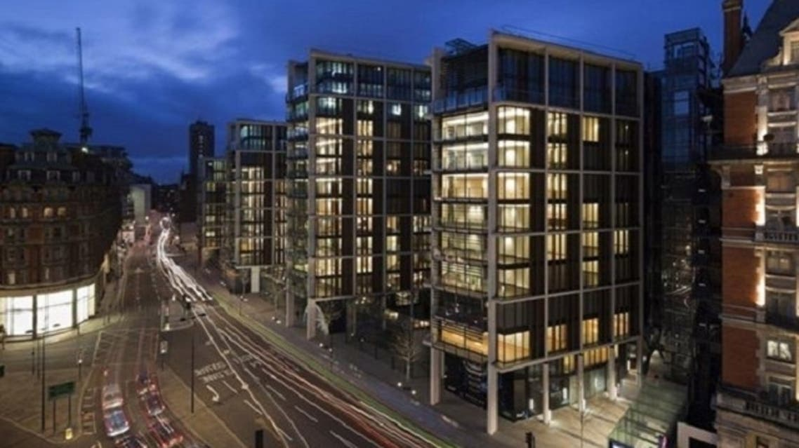 Two wealthy Gulf Arabs are among the people who own apartments in London's mega-expensive One Hyde Park. (Courtesy of therealdeal.com)