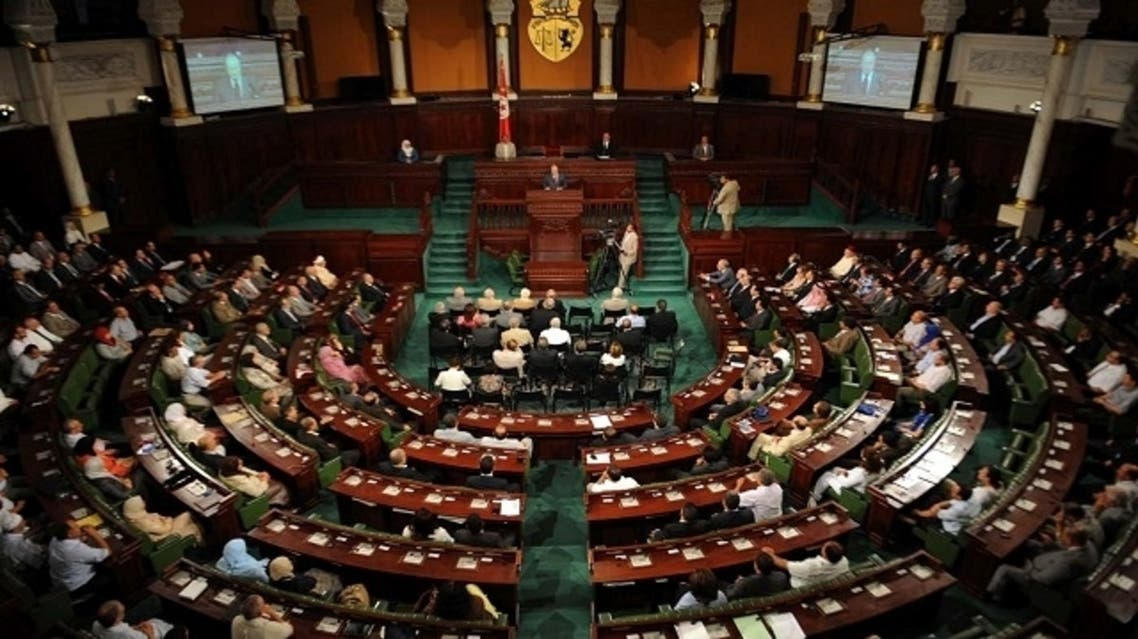 tunisia assembly government