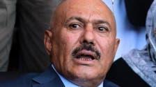 یمن کے معزول صدر ایک مدت بعد منظر عام پر آ گئے