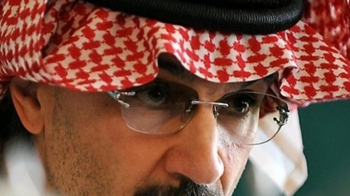 الولید بن طلال