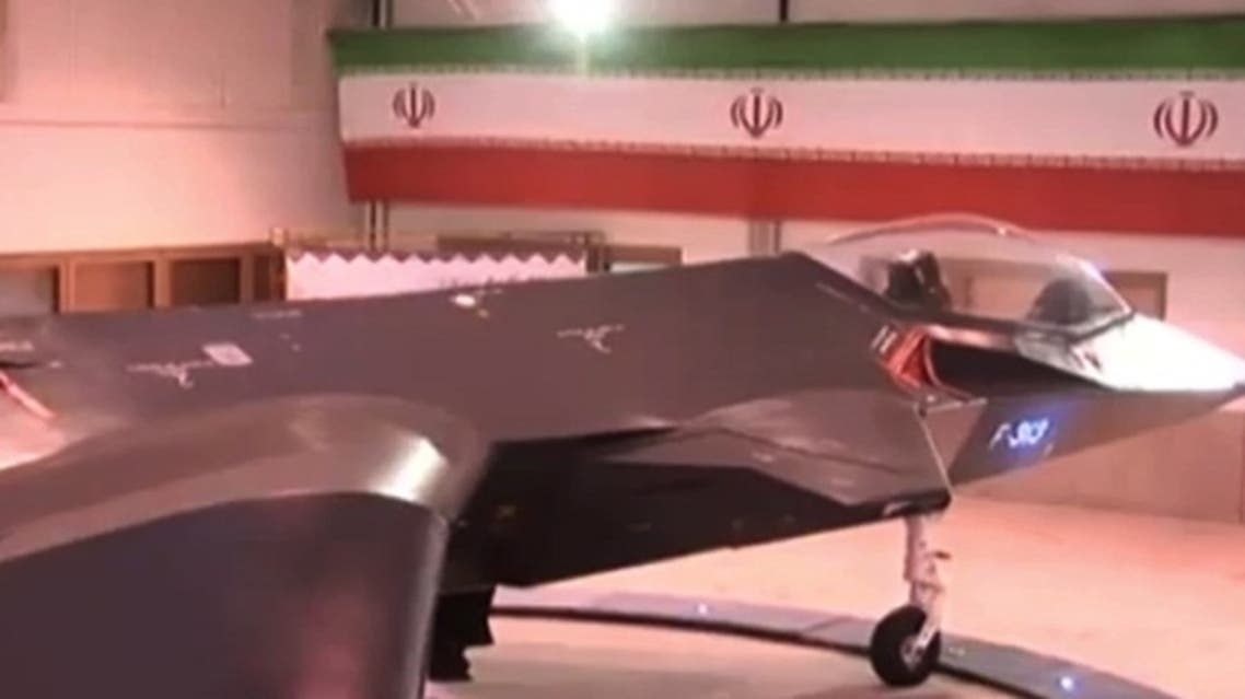 The plane is said to pool the distinctive features of the U.S.'s two main fighter aircraft, the F-35 and the F-22. (Image courtesy: Youtube)