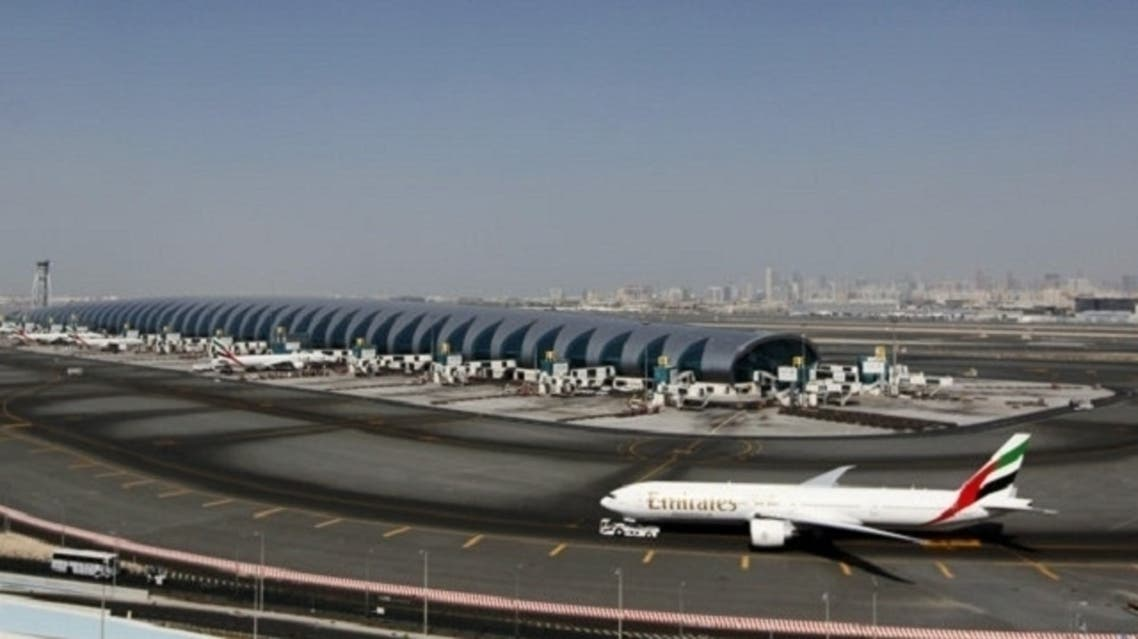 Dubai's air passenger traffic has doubled in the last five years, and its airport is now the world's third largest. (Reuters)