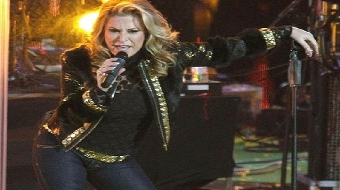 Anastacia is set to perform at the after-race concert at the Dubai World Cup next month. (Reuters)
