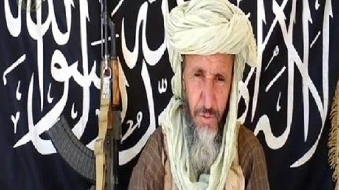 Image shows one of the leaders of Al-Qaeda in the Islamic Maghreb, Abdelhamid Abou Zeid, in an undisclosed place. (AFP)