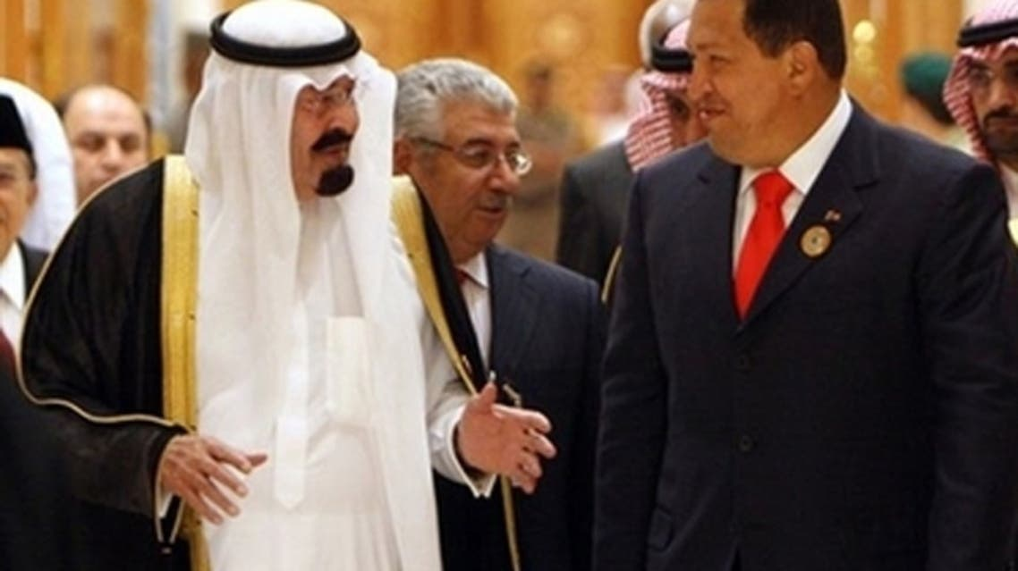 Hugo Chavez and his affinity with the Arab World