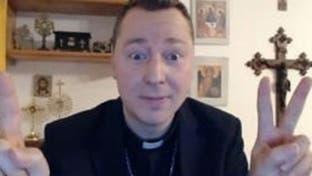أسقف مزيّف في اجتماع الكرادلة التمهيدي لانتخاب البابا