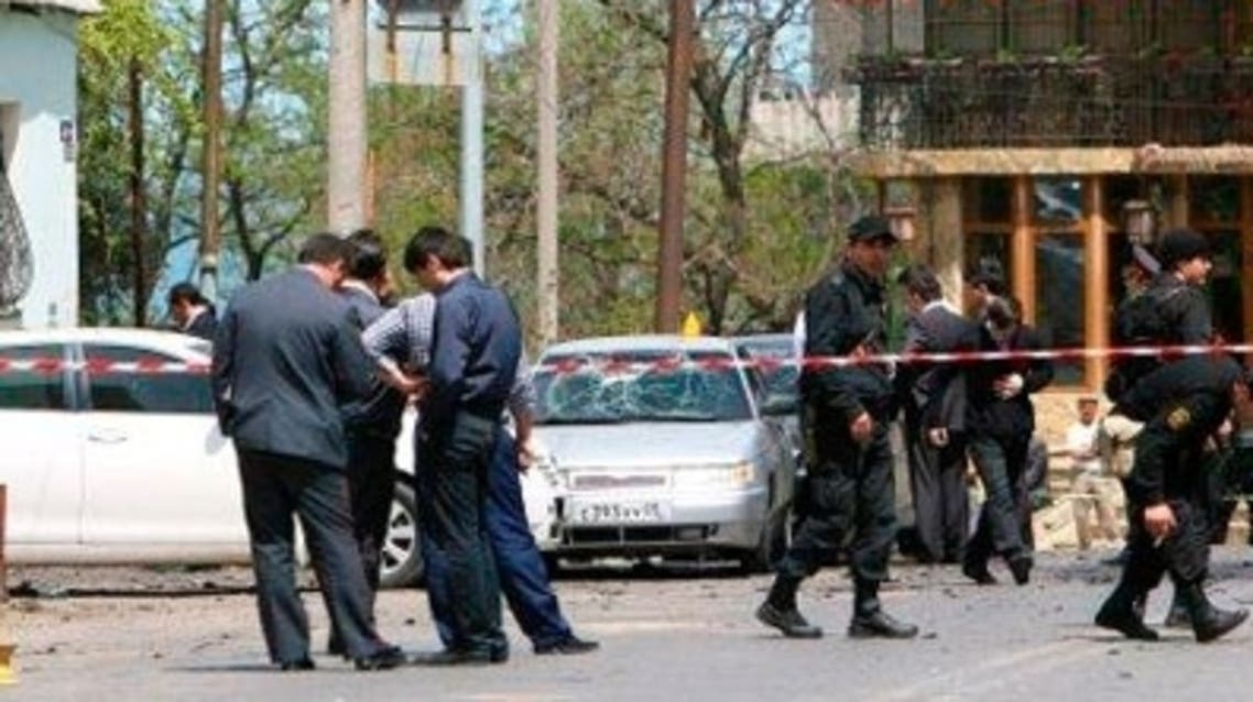 شرطة في داغستان