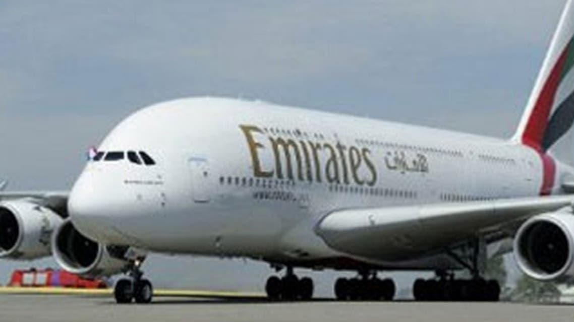 Emirates, owned by the government of Dubai, picked Citigroup Inc, Standard Chartered, Abu Dhabi Commercial Bank, Abu Dhabi Islamic Bank, Dubai Islamic Bank and ENBD Capital for the planned sale. (AFP)